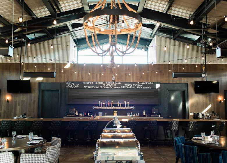 Group Dining and Special Events with Fox Restaurant Concepts
