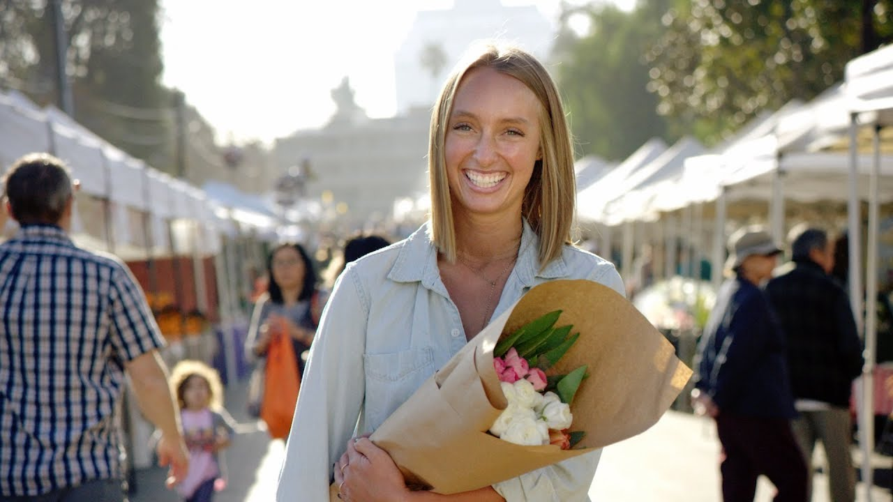 Faces of FRC: Dani Bailey, General Manager of Flower Child Santa Monica