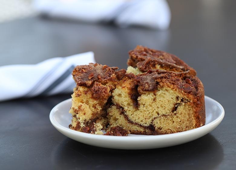 Nana Stoll's Coffee Cake