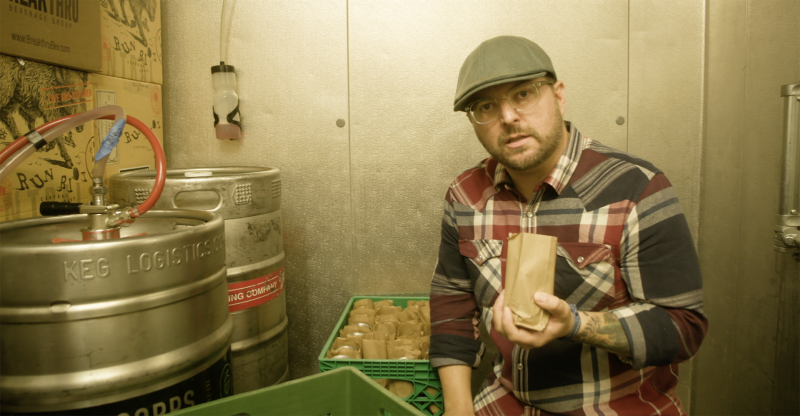 #Snappchat with Mat Snapp, beer made for drinking