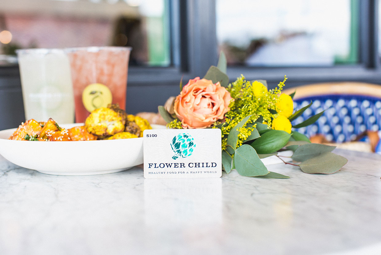 Flower Child Gift Cards